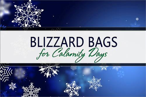 Blizzard Bag Information