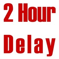 2 Hour Delay MARCH 1 2017 March